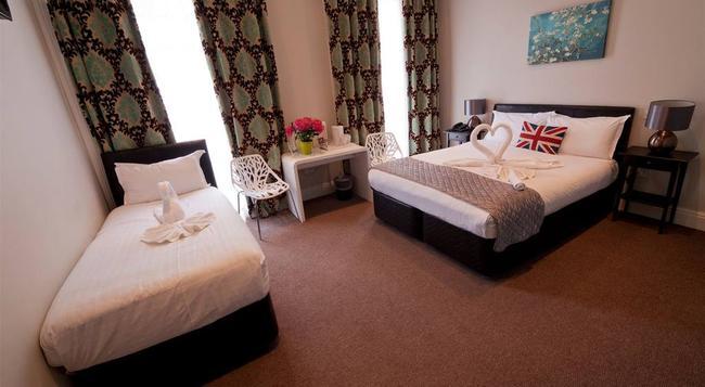 27 Paddington - London - Bedroom