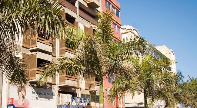 Hotel Adonis Plaza - Santa Cruz de Tenerife - Building
