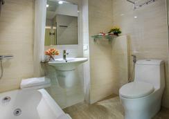 Luminous Viet hotel - Hanoi - Bathroom
