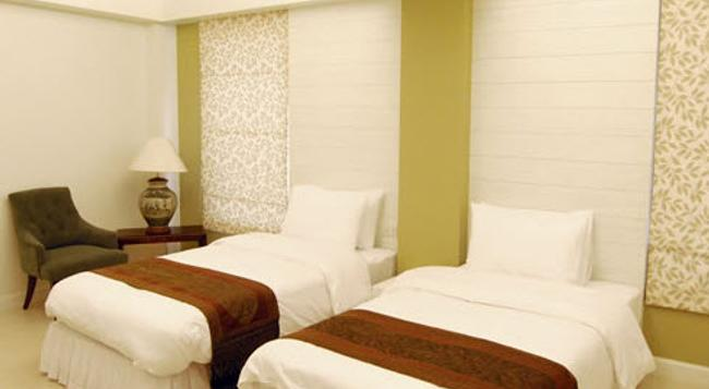 Baan Udom Accommodation - Bangkok - Bedroom