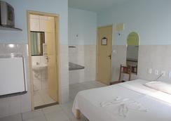 Pousada Mirante Das Águas - Aracaju - Bedroom