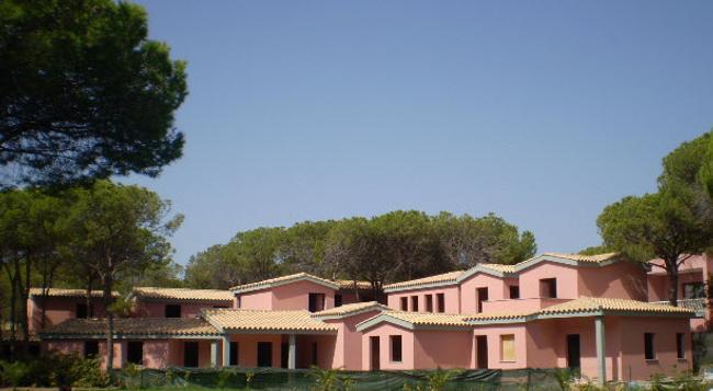 Hotel New Barcavela - Santa Margherita di Pula - Building