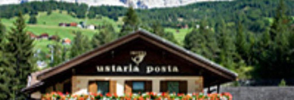 Hotel Ustaria Posta - Badia/Abtei - Building