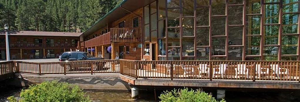 Nicky's Resort - Estes Park - Building