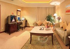 Dongying Dongsheng Hotel - Dongying - Living room