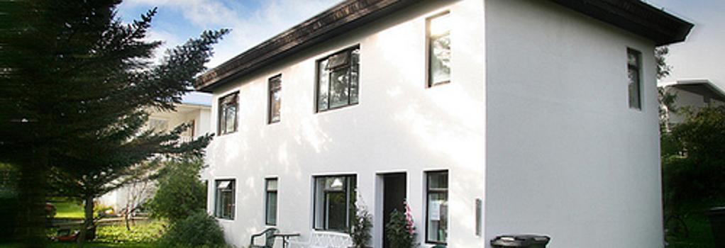 Húsavík Guesthouse - Husavik - Building