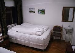 Húsavík Guesthouse - Husavik - Bedroom