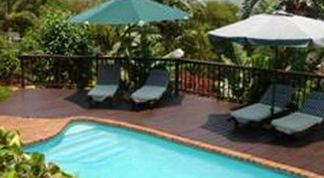 Sunset View B&B Guest House CC - Durban - Building