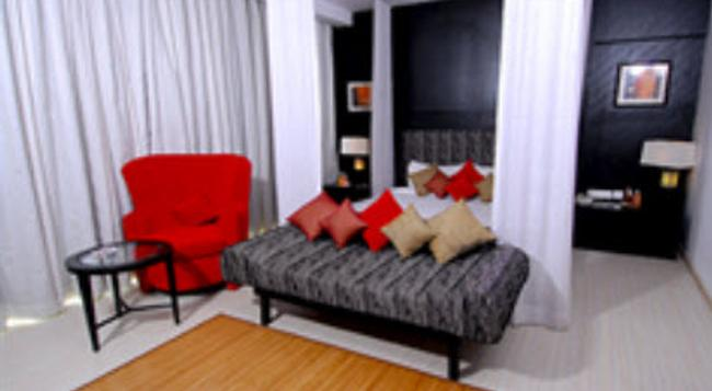 The Platinum, Boutique Business Hotel - Hyderabad - Living room