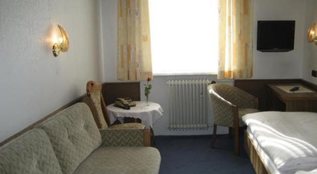Hotel Reinhard - Koblenz - Bedroom