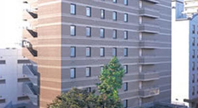 Tetoranze Makuhari Inagekaigan Hotel - Chiba - Building