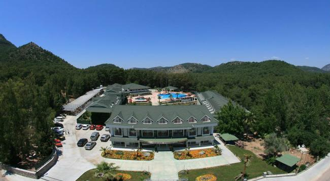 Green Forest Hotel - Ölüdeniz - Building