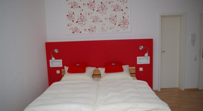 Citysleep Nürnberg - Nuremberg - Bedroom