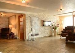 Hotel Les Mouettes - Sept-Îles - Lobby