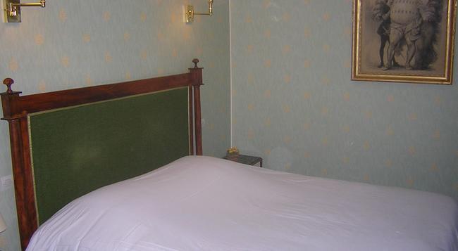 Hostellerie Gargantua - Chinon - Bedroom