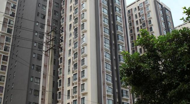 Chengdu House Hotel - Chengdu - Building