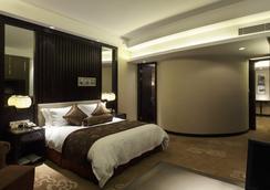 Shaoxing The Xianheng Hotel - Shaoxing - Bedroom