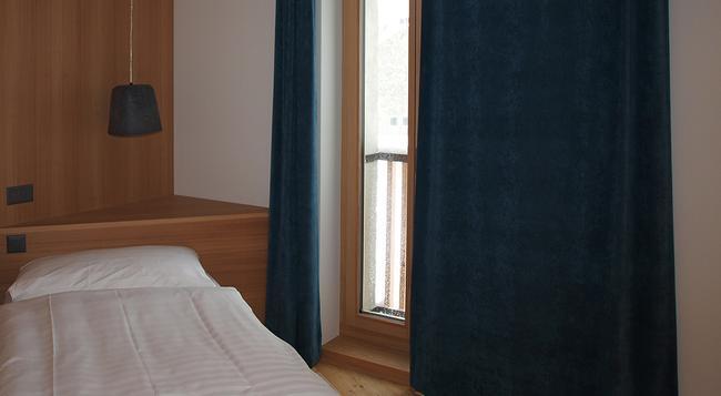 Hotel & Restaurant Longhin - Maloja - Bedroom