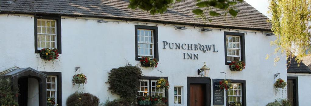 Punch Bowl - Penrith - Building