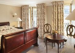 Hotel du Danube Saint Germain - Paris - Bedroom