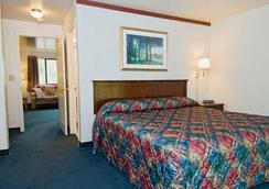 Sequim Bay Lodge - Sequim - Bedroom