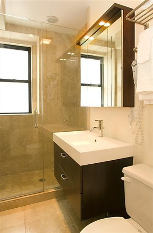 The Walton Residence - Chicago - Bathroom