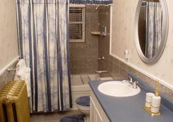 The St. Mary's Inn, Bed And Breakfast - Colorado Springs - Bathroom