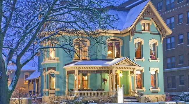 The Kalamazoo House Bed & Breakfast - Kalamazoo - Building