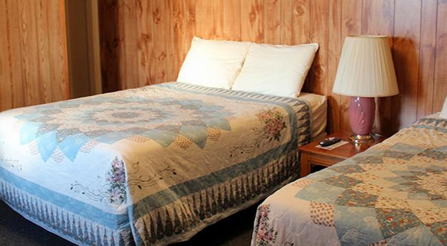 Sun And Surf Motel - Hampton - Bedroom
