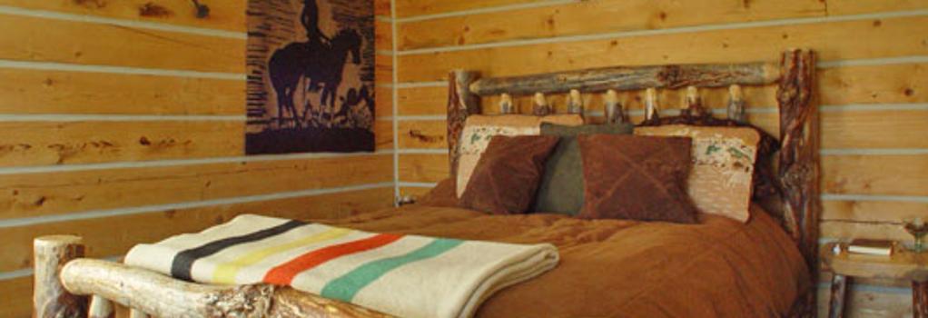 Blue Mountain Bed & Breakfast - Missoula - Bedroom