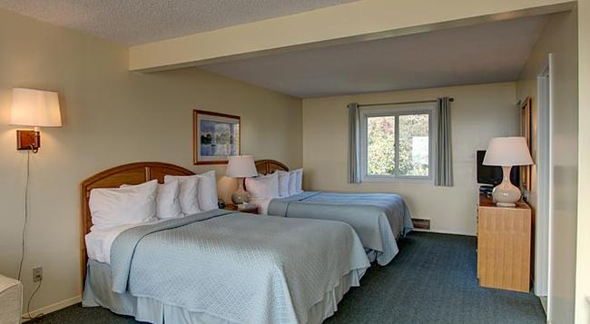 Hartman's Briney Breezes Motel - Montauk - Bedroom
