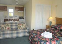 The Pelham Resort Motel - Hampton Beach - Bedroom
