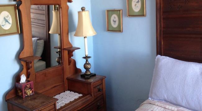 The Gothic Inn - New Shoreham - Bedroom