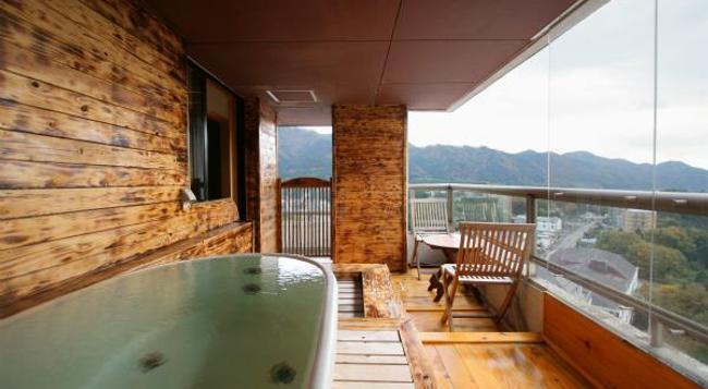 Hotel Sunshine Kinugawa - Nikkō - Pool