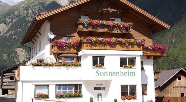 Pension Sonnenheim - Sölden - Building