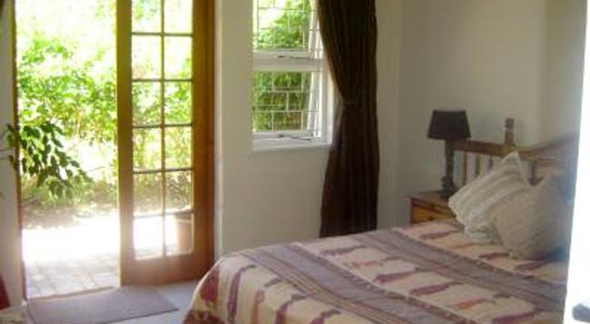 Mooring House Guest Lodge - Somerset West - Bedroom