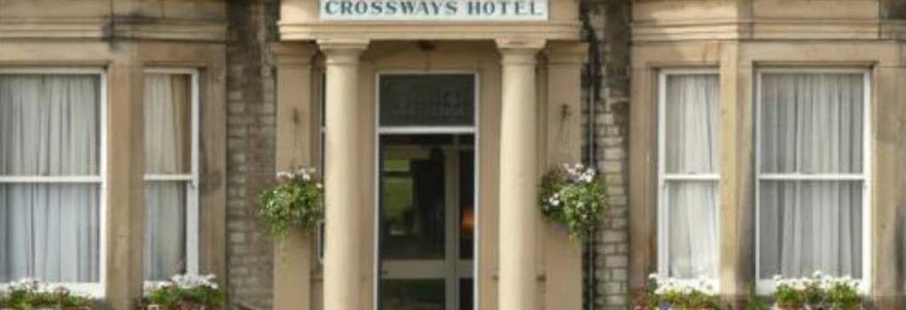 The Crossways Hotel - Pickering - Building