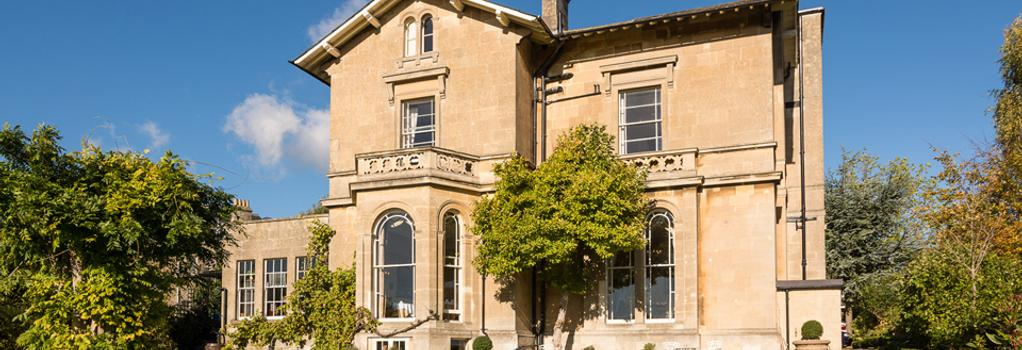 Apsley House Hotel - Bath - Building