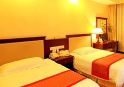 Rizhao Huamei Hotel - Rizhao - Bedroom