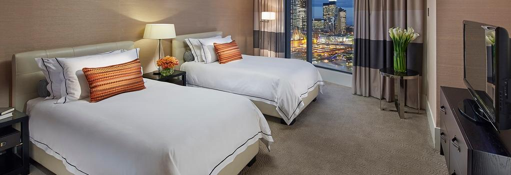 Crown Towers - Melbourne - Bedroom