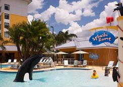 Springhill Suites by Marriott Orlando at Seaworld - Orlando - Pool