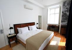 Lisboa Prata Boutique Hotel - Lisbon - Bedroom