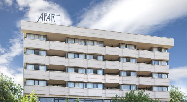 Best Apart And Hotel - Ankara - Building