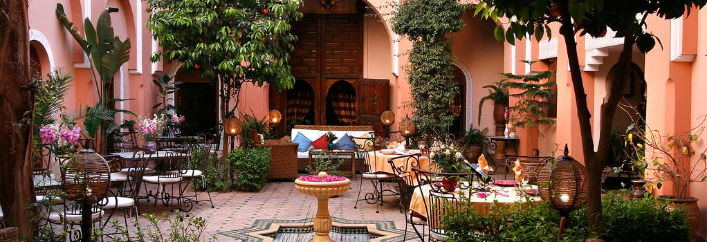 Riad Amina - Marrakesh - Patio