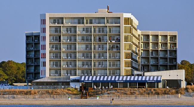 Virginia Beach Resort Hotel and Conference Center - Virginia Beach - Building