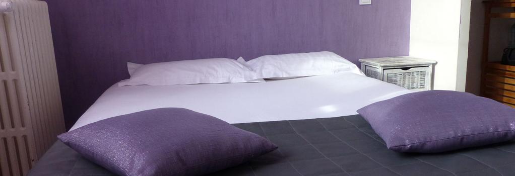 La Belle Epée - Saint-Nazaire (Loire-Atlantique) - Bedroom