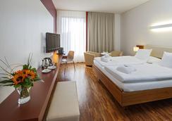 Hotel Stücki - Basel - Bedroom