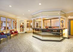 Hotel Fly Away - Kloten - Lobby