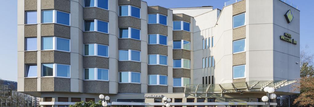 Hotel Welcome Inn Zurich Airport - Kloten - Building