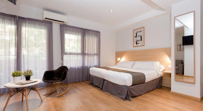 Rooms Ciencias - Valencia - Bedroom
